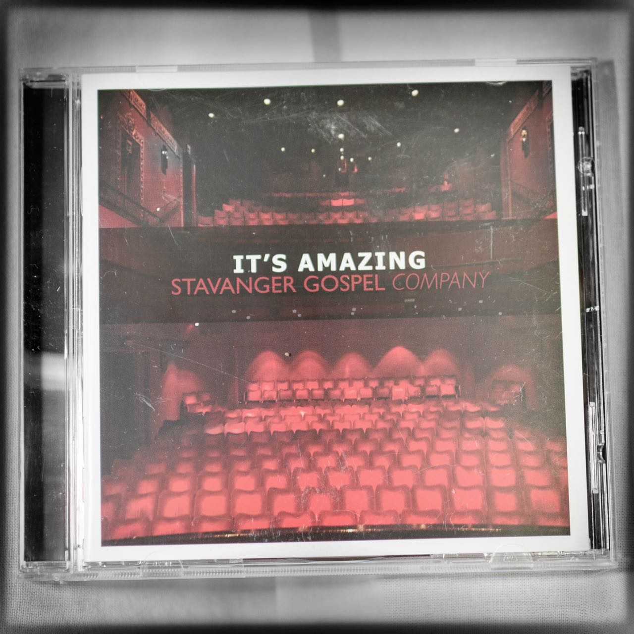 IT'S AMAZING - CD