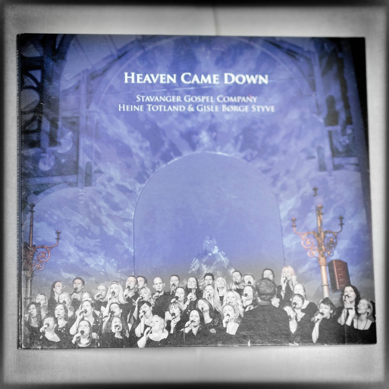 HEAVEN CAME DOWN - SINGEL